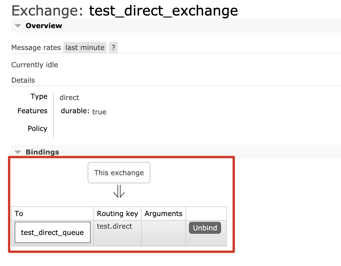 RabbitMQ-direct-exchange-bindings